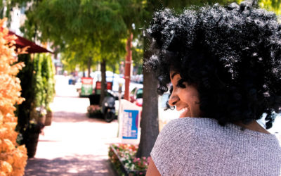 Patience and natural hair