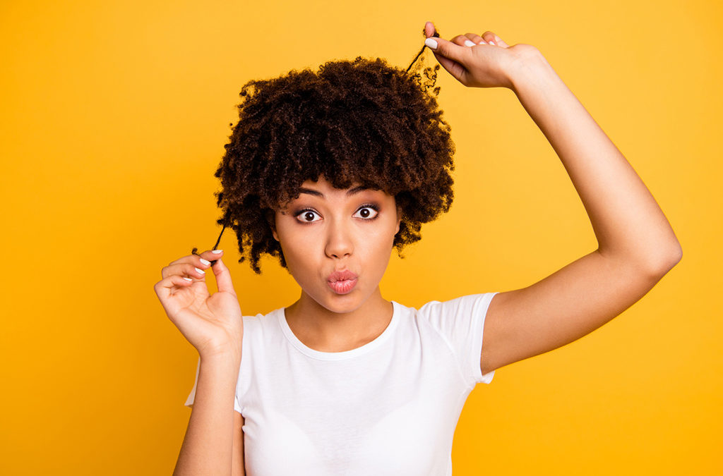 Natural hair terminology you need to know
