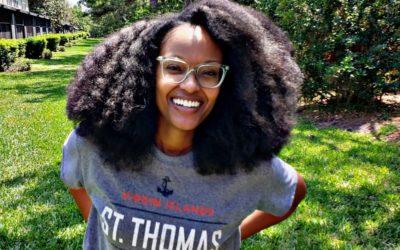 Hair Story: Donnella O., Florida girl