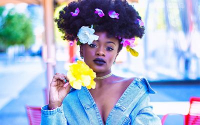 Share your natural hair journey with us