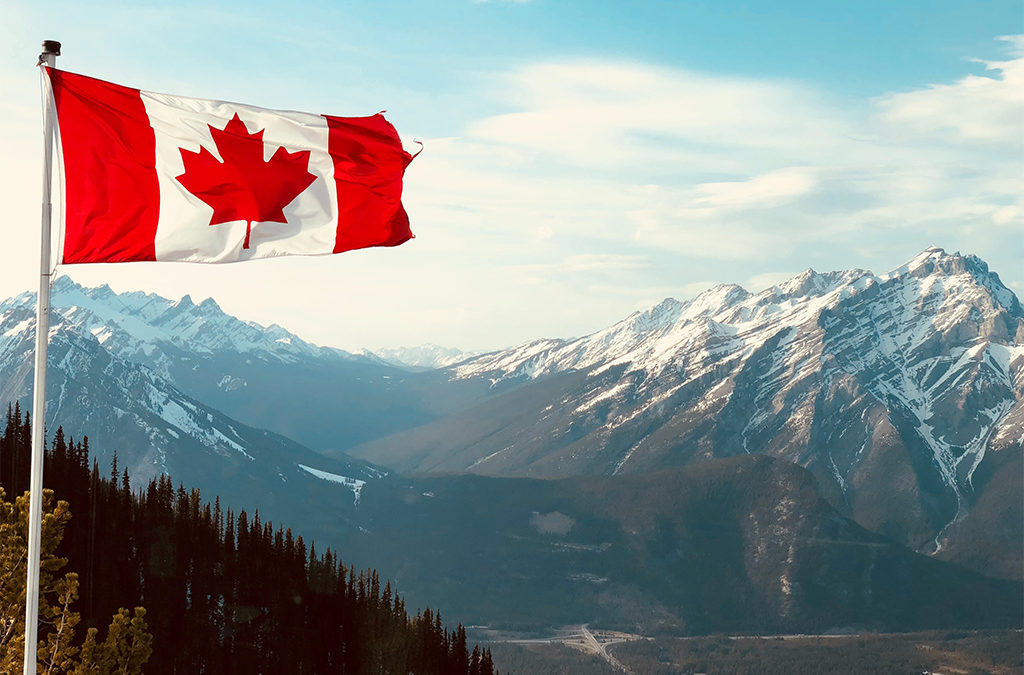 We're expanding to Canada!