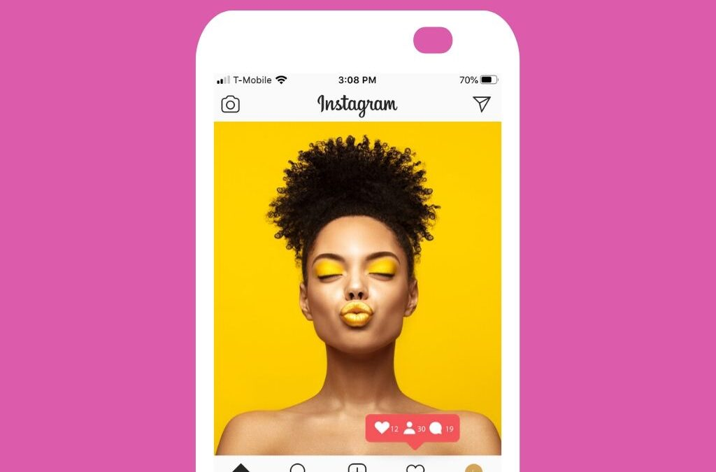 Your key to success: How to get more likes and followers on your salon's instagram page