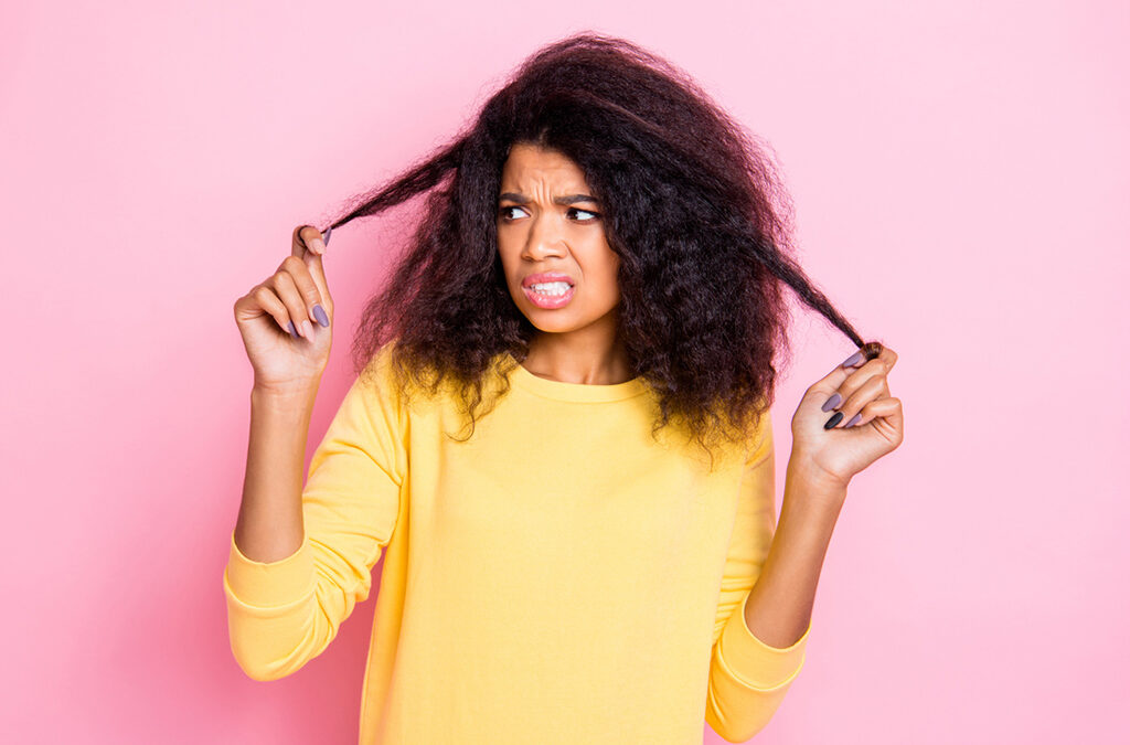 7 Simple Ways to Repair Damaged Natural Hair